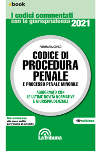 Codice di procedura penale commentato Libro Cover