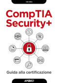 CompTIA Security+ Book Cover