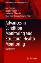 Advances in Condition Monitoring and Structural Health Monitoring