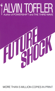 Future Shock Boekomslag