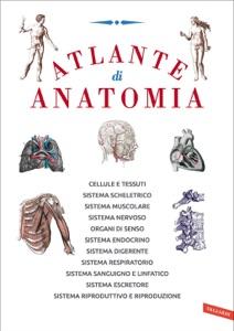 Atlante di anatomia Book Cover