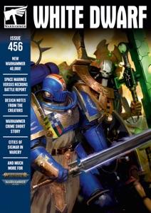 White Dwarf 456 Book Cover