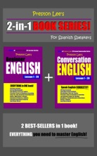 Preston Lee's 2-in-1 Book Series! Beginner English & Conversation English Lesson 1: 20 For Spanish Speakers