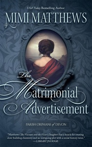 The Matrimonial Advertisement Book Cover