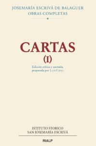 Cartas (I) Copertina del libro