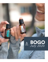 dōTERRA BOGO July 2020 - Chinese Version