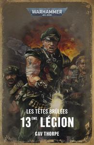 Les Têtes Brûlées: 13ème Légion Couverture de livre