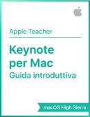 Guida introduttiva a Keynote per macOSHighSierra