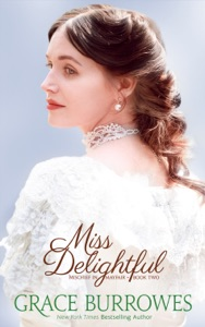 Miss Delightful Book Cover