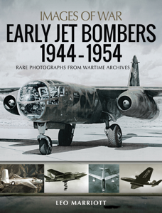 Early Jet Bombers, 1944–1954 Buch-Cover
