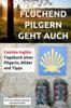 Iris Schulte Renger (chaoskirsche) - Fluchend pilgern geht auch Grafik