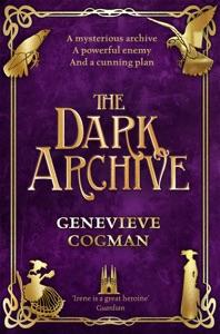 The Dark Archive Book Cover