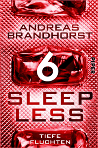 Sleepless - Tiefe Fluchten Buch-Cover