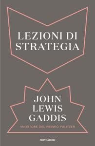 Lezioni di strategia Copertina del libro