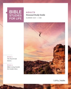 Bible Studies for Life: Adult Personal Study Guide - CSB - Summer 2021 Book Cover