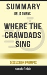 Summary Delia Owens Where The Crawdads Sing