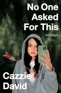 No One Asked for This Book Cover