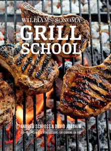 Grill School Book Cover