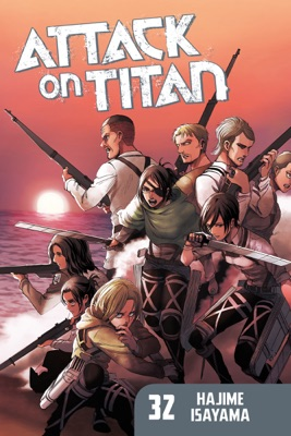 Attack on Titan Volume 32