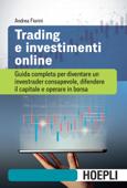 Trading e investimenti online Book Cover