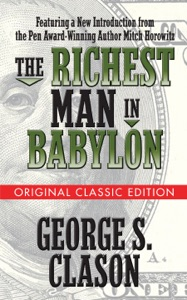 The Richest Man in Babylon  (Original Classic Edition) Book Cover
