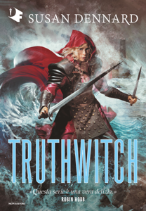 Truthwitch Libro Cover