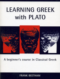 Learning Greek with Plato