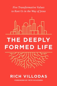 The Deeply Formed Life Book Cover