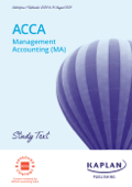 ACCA - Management Accounting (MA)