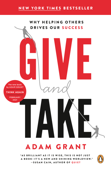 Give and Take Book Cover