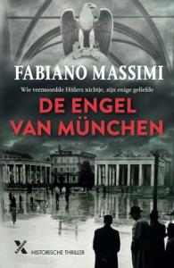 De engel van München Door Fabiano Massimi Boekomslag