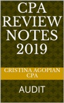 CPA Review Notes 2019 - Audit AUD