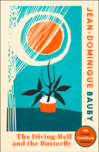 The Diving-Bell and the Butterfly Libro Cover
