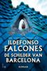 Ildefonso Falcones - De schilder van Barcelona kunstwerk