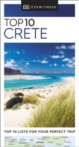 DK Eyewitness Top 10 Crete Book Cover