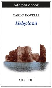 Helgoland Copertina del libro