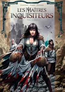 Les Maîtres Inquisiteurs T15 Couverture de livre