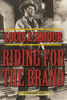 Louis L'Amour - Riding for the Brand artwork
