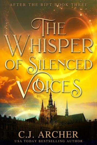 The Whisper of Silenced Voices - C.J. Archer book cover