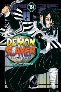 Demon Slayer: Kimetsu no Yaiba, Vol. 19 Book Cover