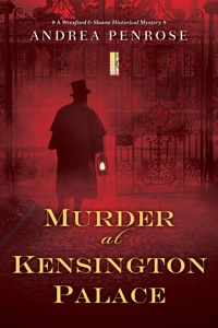 Murder at Kensington Palace Book Cover