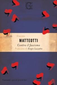Contro il fascismo Book Cover