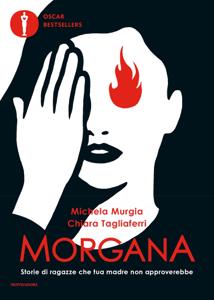 Morgana Copertina del libro