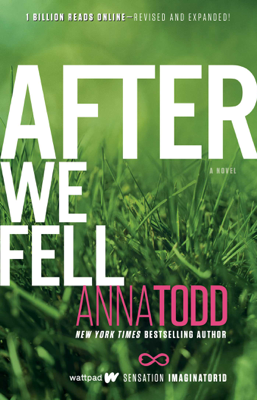 Anna Todd - After We Fell book