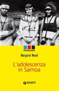 L'adolescenza in Samoa Book Cover
