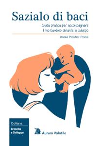 Sazialo di baci Copertina del libro