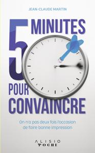 5 minutes pour convaincre La couverture du livre martien