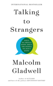 Talking to Strangers Book Cover