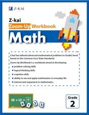 Zoom-Up Workbook Math Grade 2