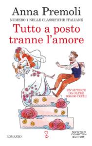 Tutto a posto tranne l'amore Book Cover